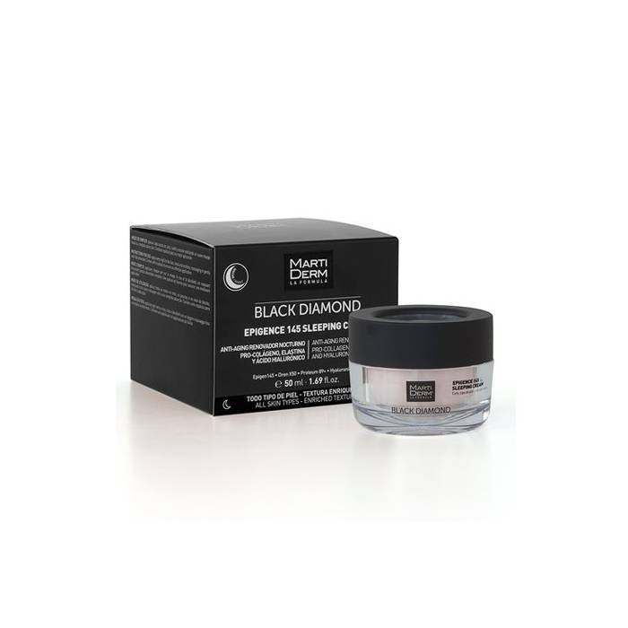 Martiderm Black Diamond Epigence 145 Sleeping Cream 50 Ml