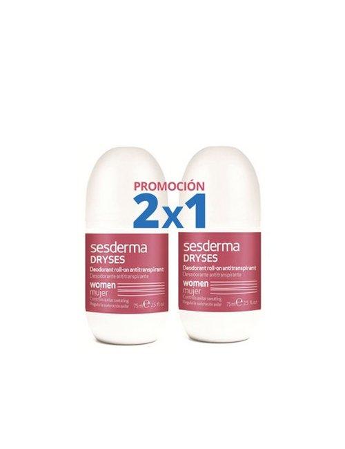 Sesderma Dryses Mujer Antitranspirante Duplo 2 x 1