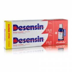 Pack Desensin Plus Pasta 125 + 125 con Obsequio