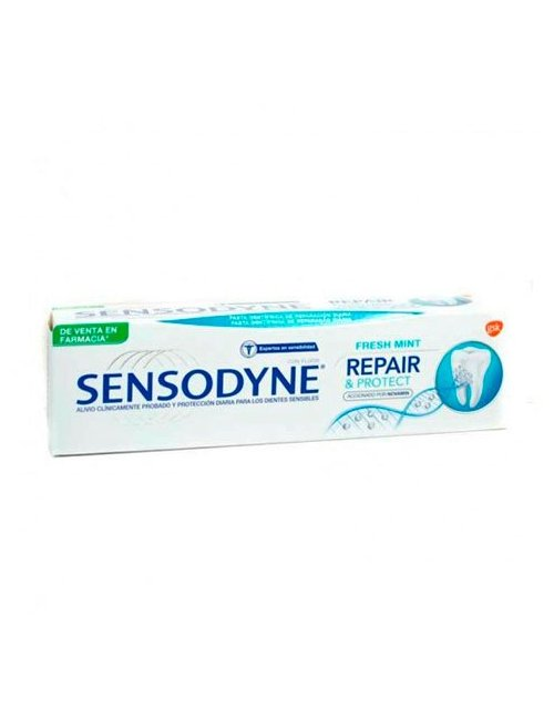 Sensodyne Repair And Protect Fresh Mint 75 Ml.