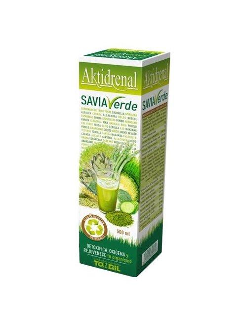 Tongil Aktidrenal Savia Verde 500Ml.