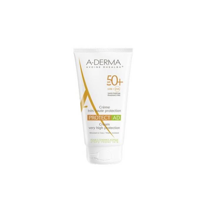 A-Derma Protect AD Crema Solar SPF 50+
