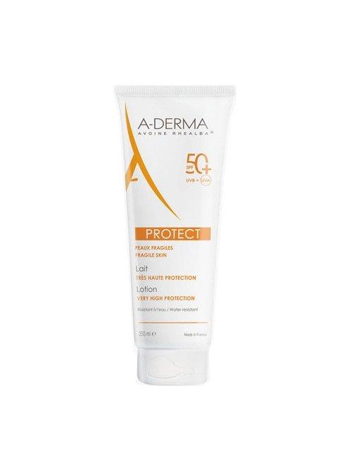 A-Derma Protect Leche Solar SPF 50+ 250 Ml.
