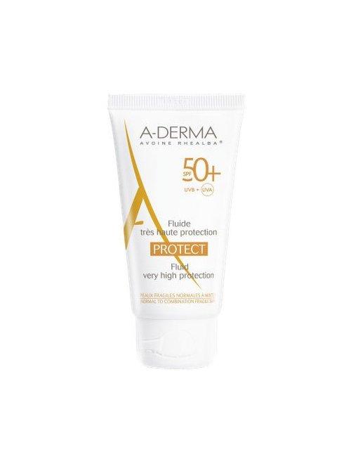 A-Derma Protect Fluido Solar SPF 50+