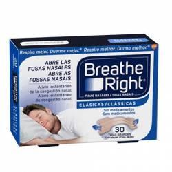 Breathe Right Tiras Nasales Grandes 30 Ud.