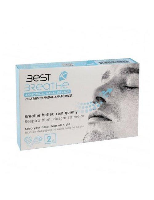 Best Breathe Dilatador Nasal Anatómico