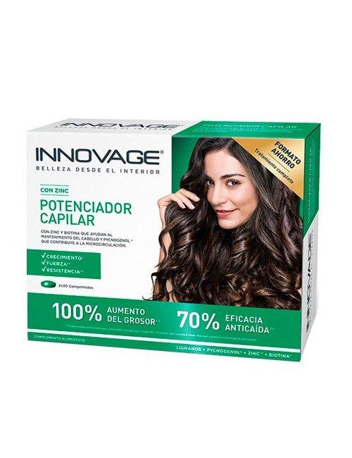 Innovage Capilar Anticaida DUPLO 30 + 30 cápsulas