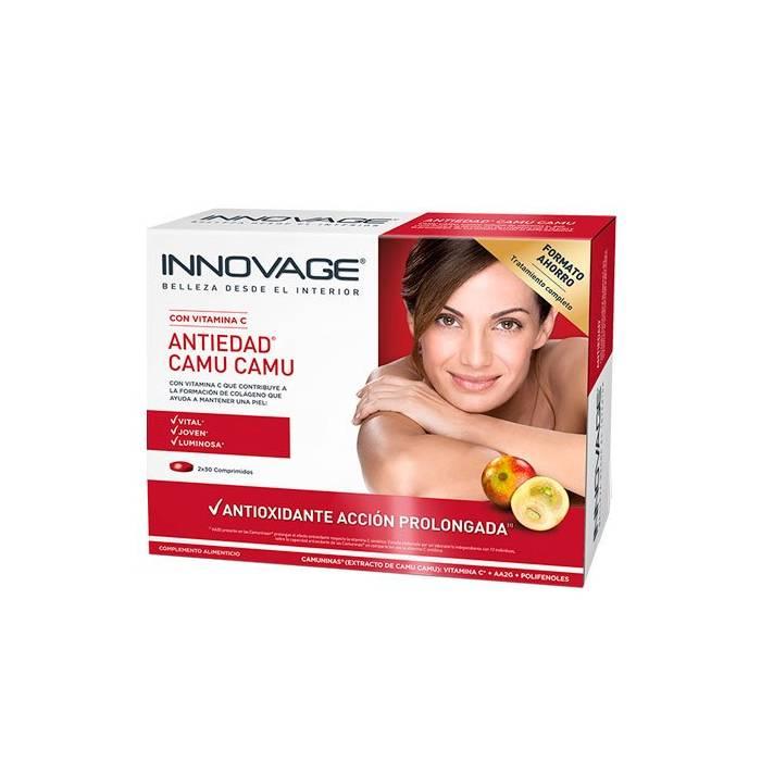 Innovage Antiedad Camu Camu DUPLO 30 +30 compr.