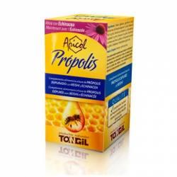 Apicol Própolis (Propóleo con Reishi) 40 perlas Tongil
