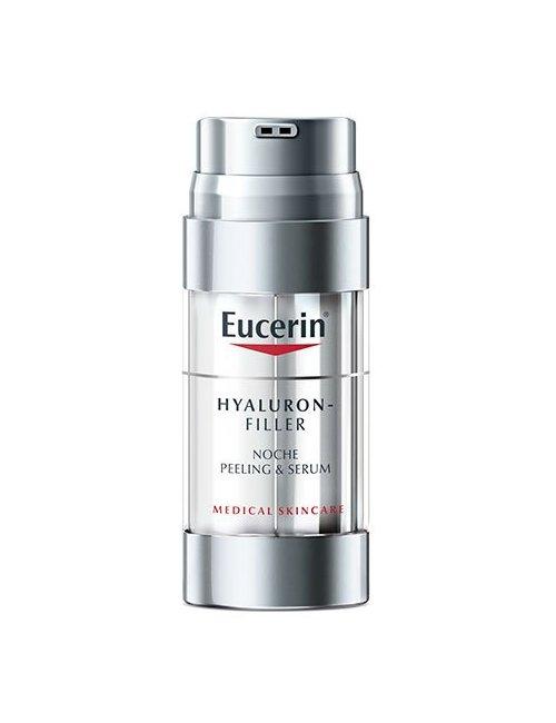Eucerin Hyaluron Filler Peeling Serum Noche 30 Ml.