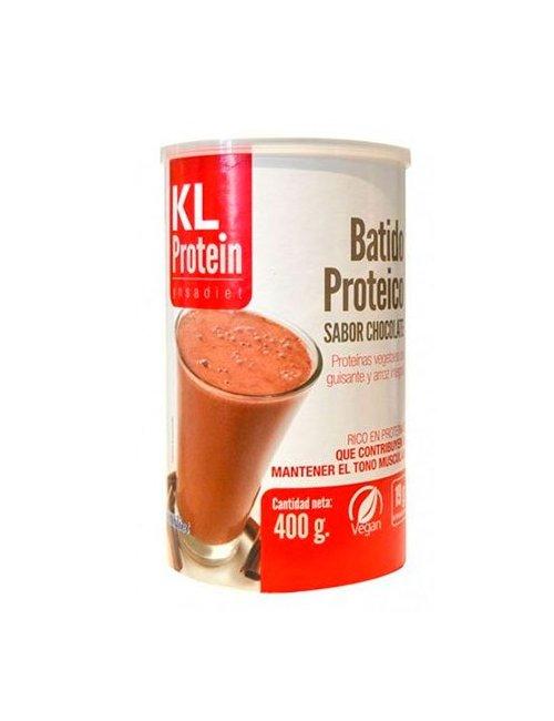 Batido Proteico Chocolate KL Protein 400 G.