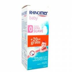 Rhinomer Baby Limpieza Nasal Extrasuave 115 Ml.