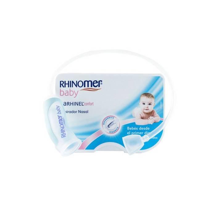 Rhinomer Baby Narhinel Confort Aspirador Nasal 1Ud