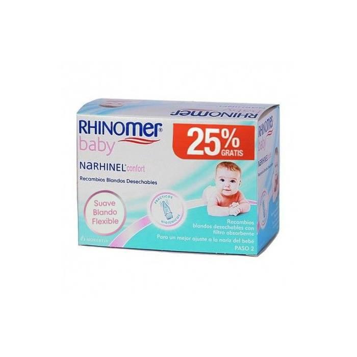 Rhinomer Baby Monodosis 20 Uds.