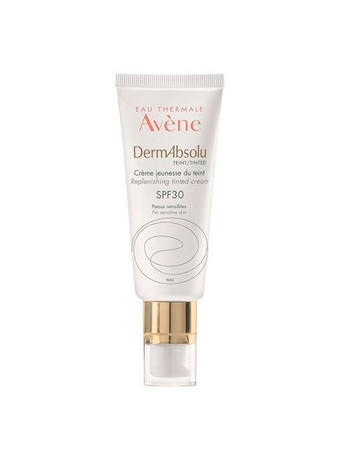 Avene DermAbsolu Crema Redensificante Coloreada 40 Ml.