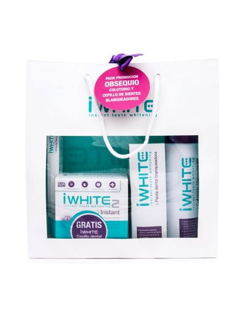 IWhite Pack Blanqueamiento Dental