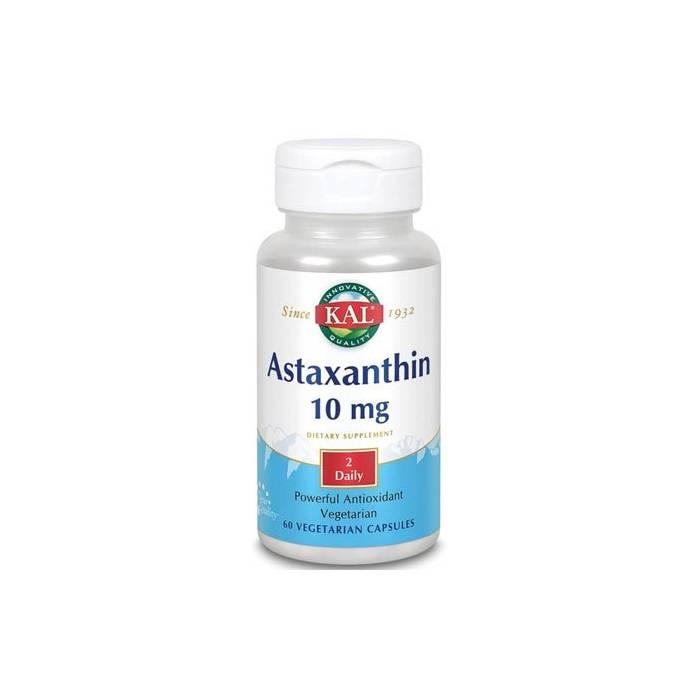 Kal Astaxantina 60 Comprimidos