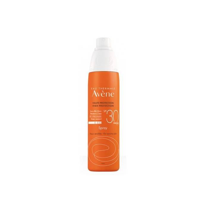 Avene Solar Spray SPF 30+ Cuerpo, 200ml Pieles sensibles
