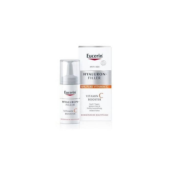 Eucerin Hyaluron Filler Vitamin C Booster 8 Ml.