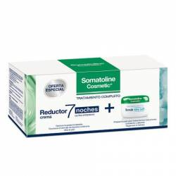 Somatoline Pack Crema 7 Noches + Exfoliante