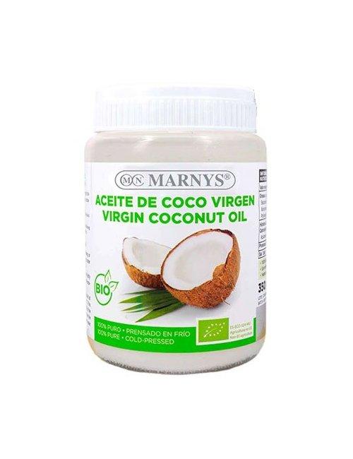 Marnys Aceite de Coco Virgen Bio 350 G.