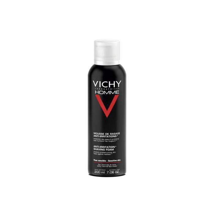 Vichy Homme Espuma de Afeitar 200 Ml