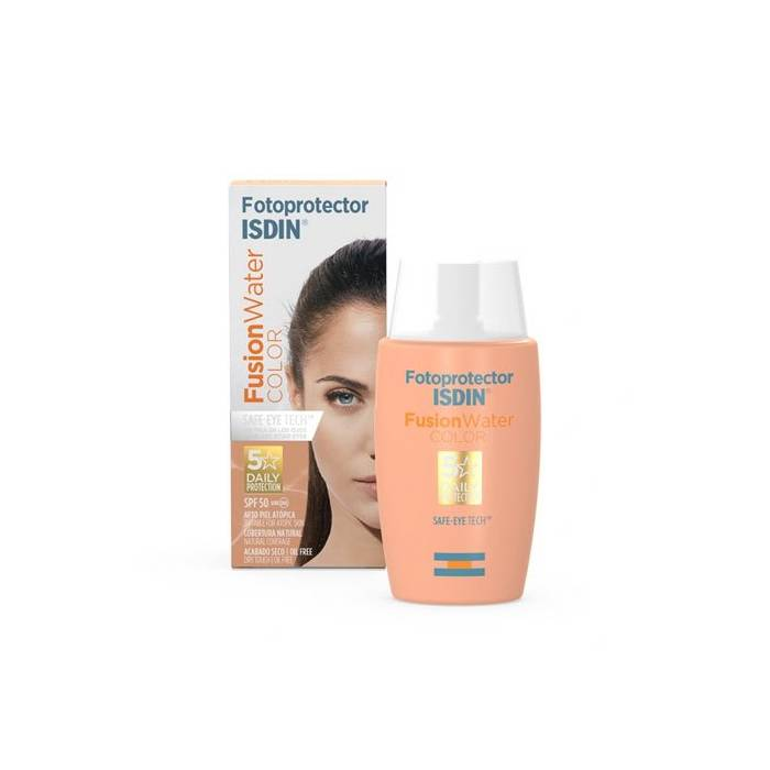 Isdin Fotoprotector Fusion Water Color SPF 50 50 Ml.
