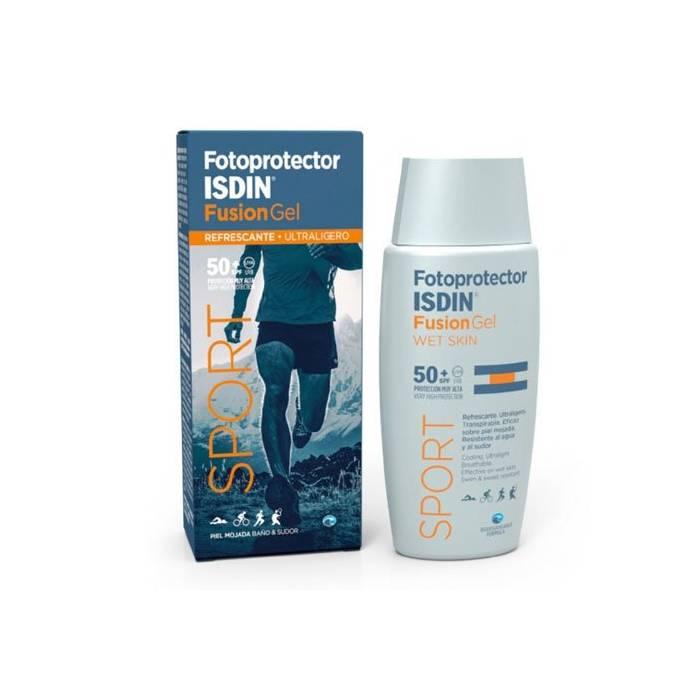 Isdin Fotoprotector Spf 50+ Fusion Gel 100 Ml.