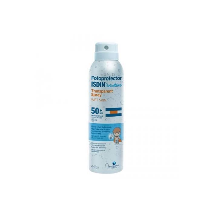 Isdin Fotoprotector Pediatrics Spray Transparente 50+  200 Ml