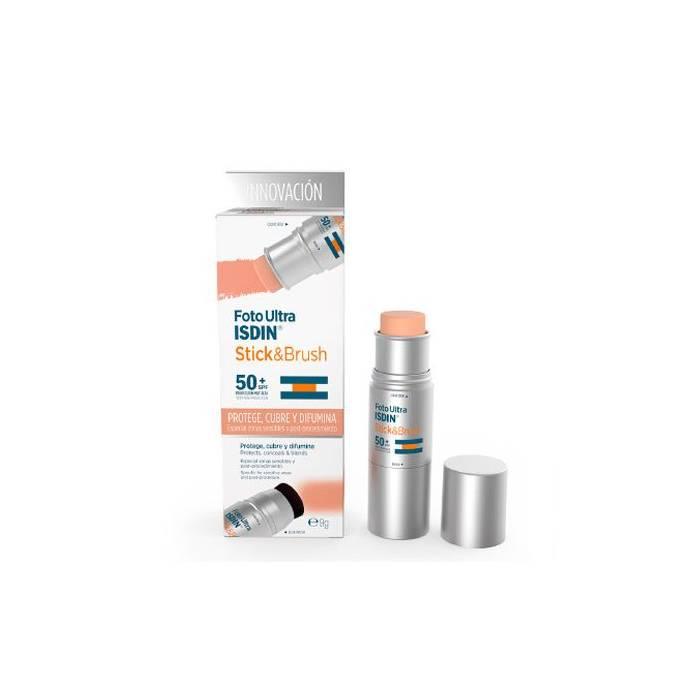 Isdin Foto Ultra Stick & Brush SPF 50+