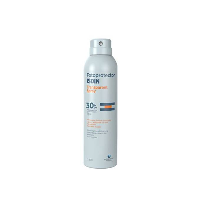 Isdin Fotoprotector Transparente Spray SPF 30