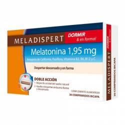 Meladispert Dormir & Forma 30 Comprimidos