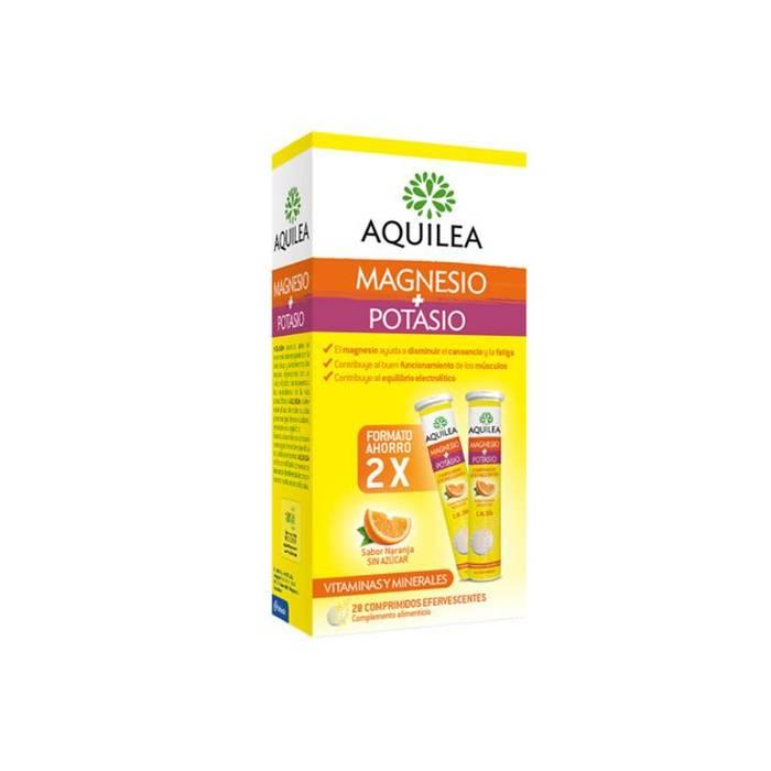 Aquilea Magnesio + Potasio 28 Comprimidos