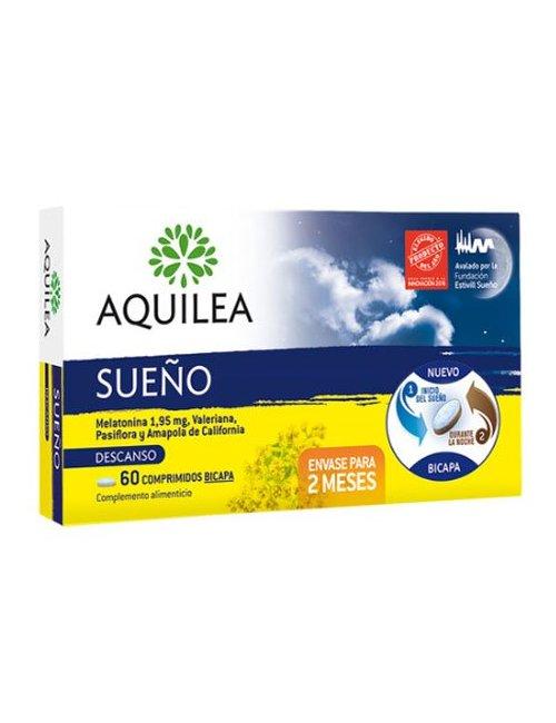 Aquilea Sueño 60 Comprimidos Bicapa