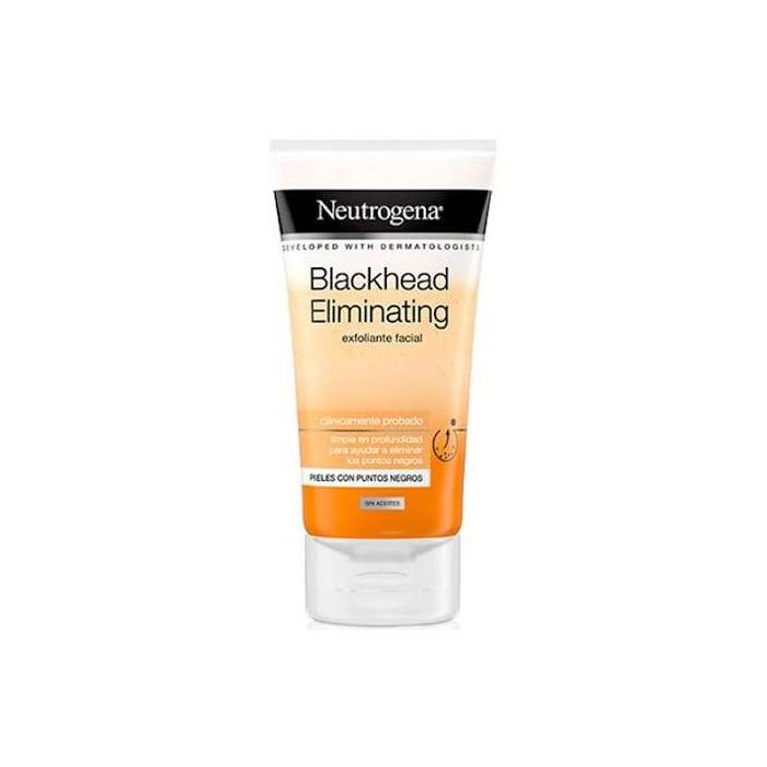 Neutrogena Blackhead Eliminating Exfoliante Facial 150 Ml.