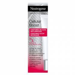 Neutrogena Cellular Boost Contorno de Ojos Antiarrugas 15 Ml.