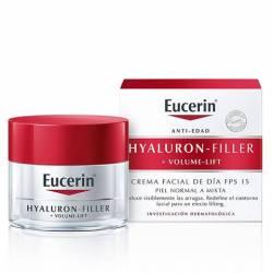 Eucerin Volume Filler Crema Día P. Normal 50 Ml