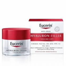 Eucerin Volume Filler Crema Día P. Seca 50 Ml.
