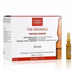 Martiderm Liposomas 30 Ampollas Piel Mixta/Grasa