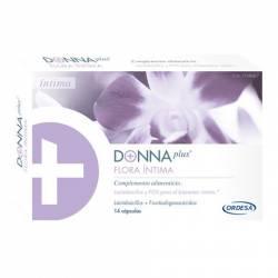DonnaPlus Flora Intima 14 Capsulas