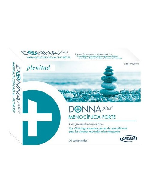DonnaPlus Menocífuga Forte 30 Comprimidos