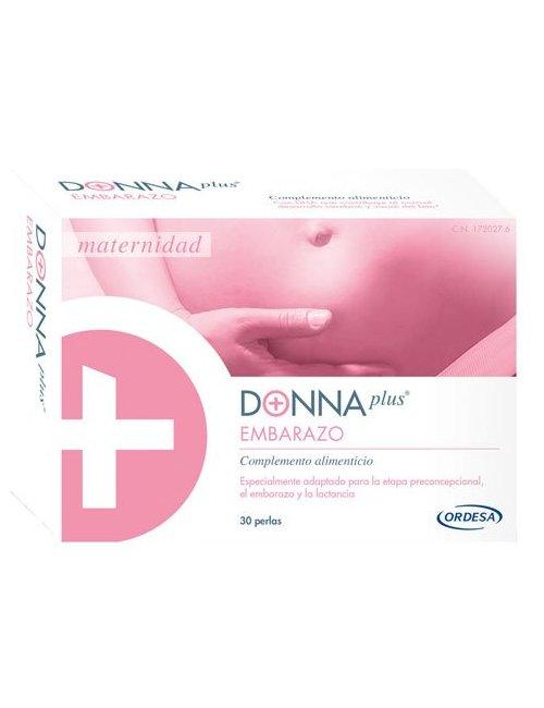 DonnaPlus Embarazo 30 Perlas