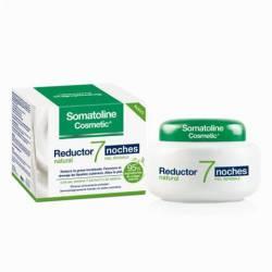 Somatoline  Reductor 7 Noches Natural 400 Ml.