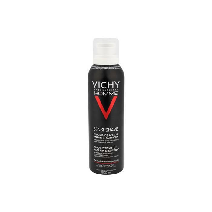 Vichy Homme Espuma de Afeitar 200 Ml.