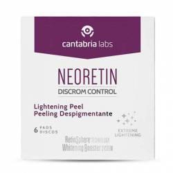 Neoretin Discrom Control Peeling Discos Monodosis