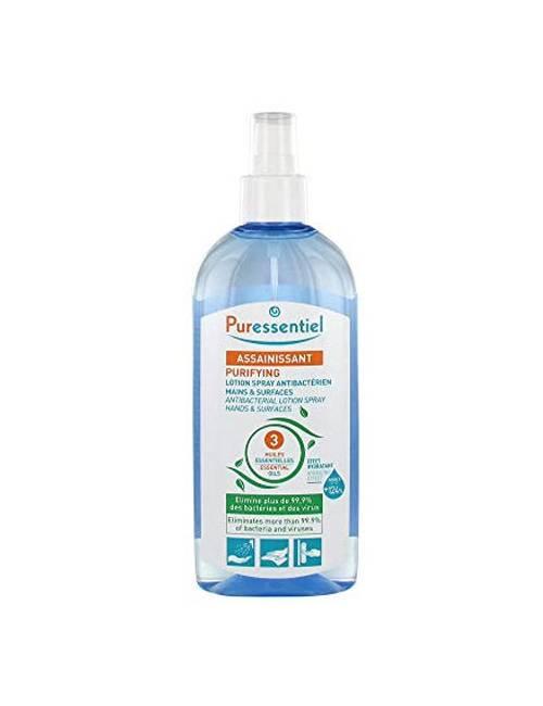 Puressentiel Loción Spray Manos y Superficies 250 Ml.