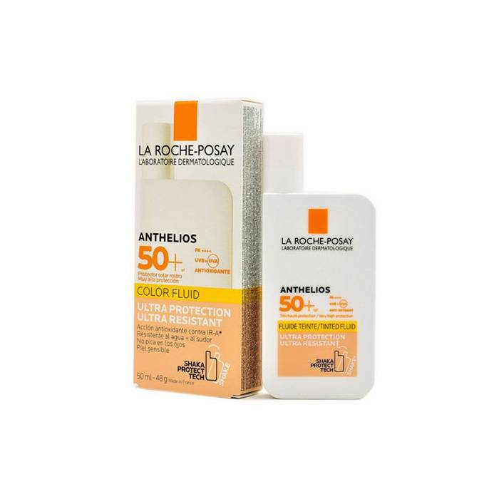 Anthelios Fluido Color SPF50+ 50 Ml.