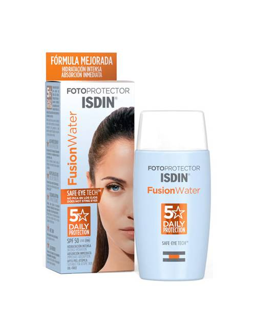 Isdin Fotoprotector Spf 50+ Fusion Water 50 Ml.
