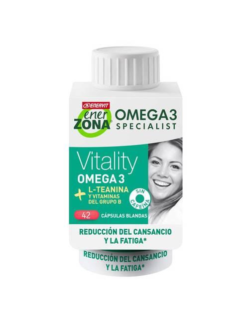 Enerzona Omega 3 Specialist Vitality 42 Caps.