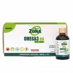 Enerzona Omega 3 Rx Líquido (Aceite de Pescado)